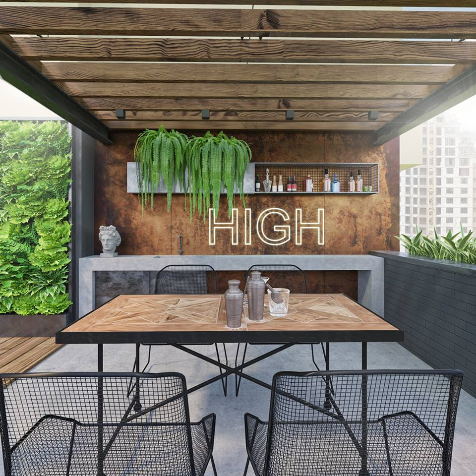 decordemon the real industrial style loft. Black Bedroom Furniture Sets. Home Design Ideas