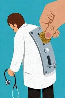 Tak bisa kerja tanpa adanya uang pendorong
