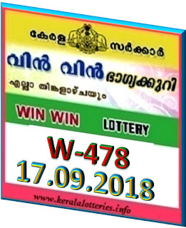 kerala lottery result from keralalotteries.info 17/09/2018, kerala lottery result 17.09.2018, kerala lottery results 17-09-2018, win win lottery W 478 results 17-09-2018, win win lottery W 478, live win win   lottery W-478, win win lottery, kerala lottery today result win win, win win lottery (w-478) 17/09/2018, W 478,