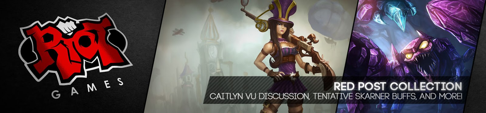 Surrender At 20 Red Post Collection Caitlyn Vu Discussion Skarner