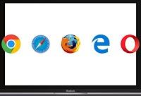 Aprire la cronologia di Chrome, Firefox, Edge, Opera e Safari