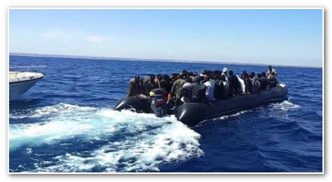 """""""الديستي"""" وراء القبض على """"مٌنظم هجرة سرية"""" تسبب في مصرع 43 شخصا وهذه جنسيته"""