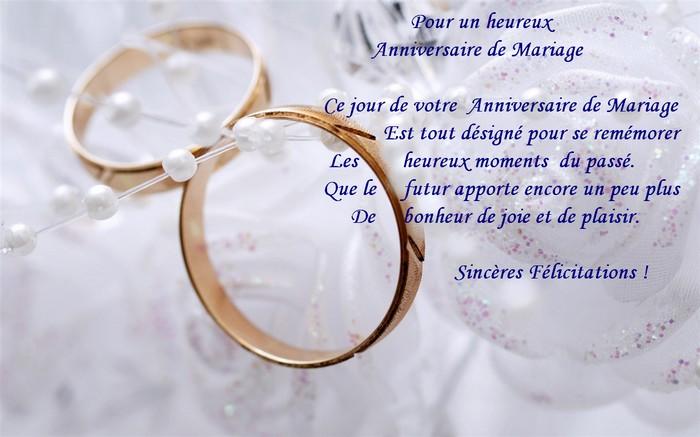 50eme Anniversaire De Mariage Idees De Fetes Faveurs A Faire Fiche