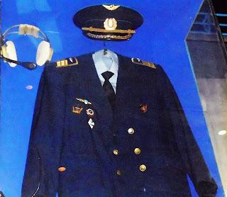 форма лётчиков-космонавтов в Самарском музее Авиации и Космонавтики имени С. П. Королева