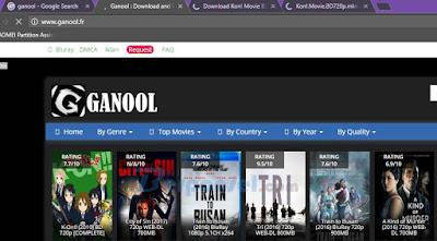 Cara Mudah Download Film di Ganool dengan cepat, mudah dan gratis 100% berhasil