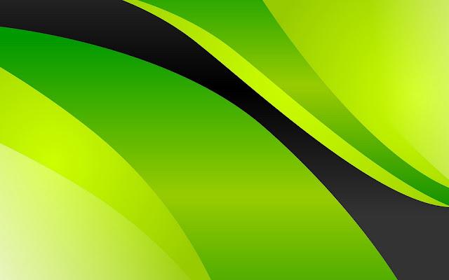 Groen zwarte abstracte achtergrond