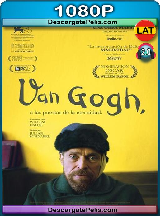 Van Gogh en la puerta de la eternidad (2018) [1080P] [BRRIP] Latino Dual