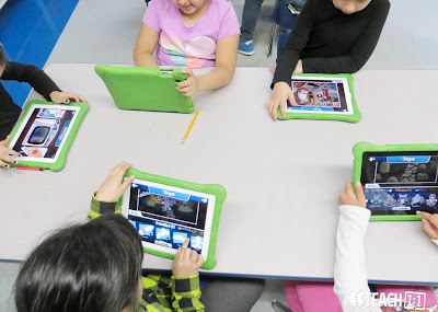 Best Digital Storytelling iPad Apps and Ideas for Kids. Teachers, make writing fun in your elementary classroom while integrating educational technology. (Many of these apps are free.)