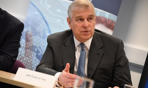 Prince Andrew confirms presence of Royal Family at 2018 Commonwealth Games in Australia