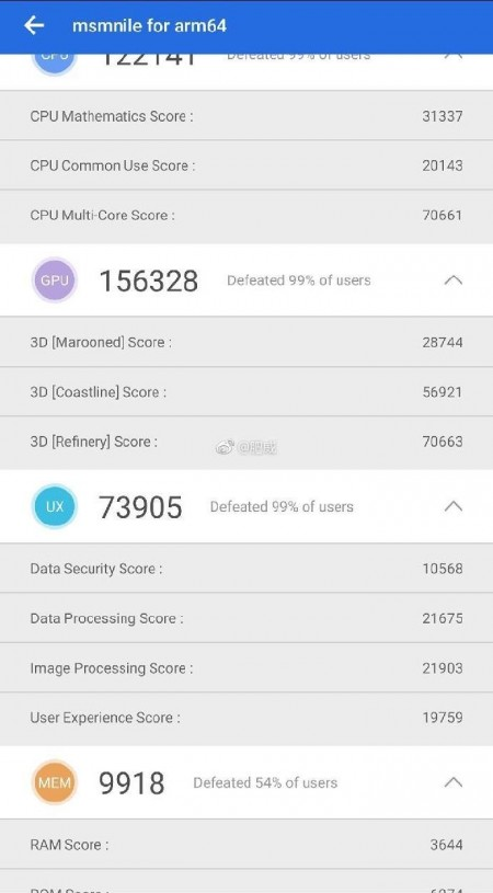 Snapdragon 8150  Beats The Kirin 980 And A12 Bionic