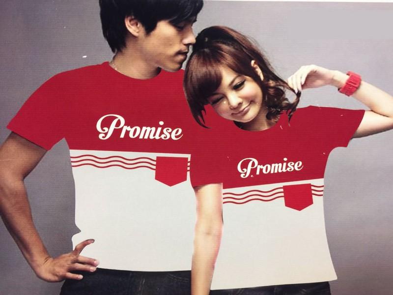 Jual Online Promise Pocket Couple Murah Jakarta Bahan Combed Terbaru