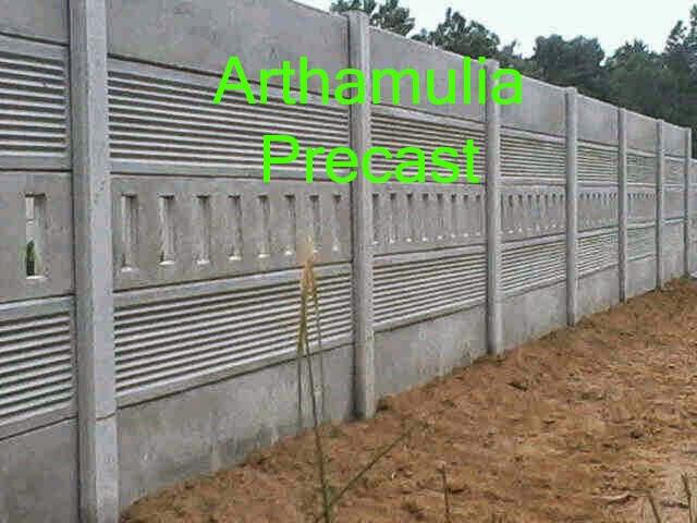 Image Result For Harga Pagar Panel Beton Baru