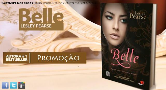 Promo: Belle, da autora Lesley Pearse. 6