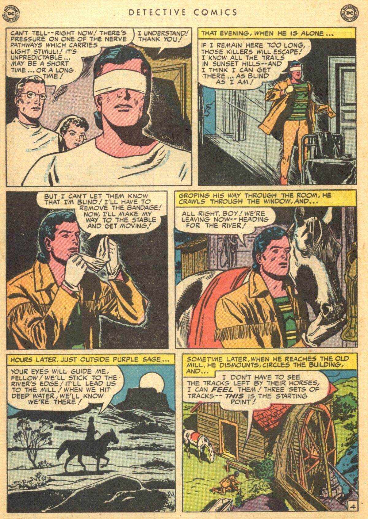 Read online Detective Comics (1937) comic -  Issue #170 - 42