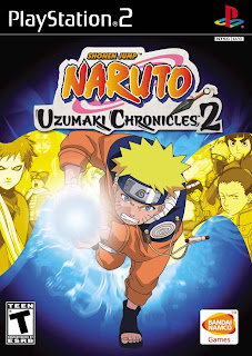 Naruto Uzumaki Chronicles 2 (PS2) 2007