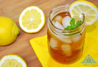 Program Menurunkan Berat Badan Dengan Minum Teh Lemon