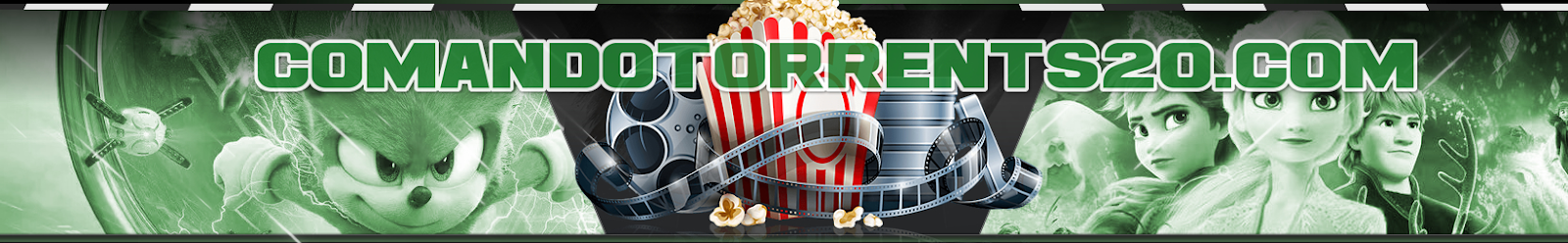 [ Comando Torrents ] Filmes 2021