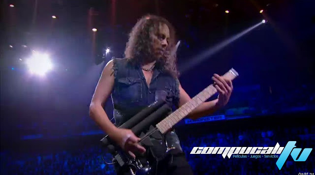 Metallica: Quebec Magnetic 720p HD