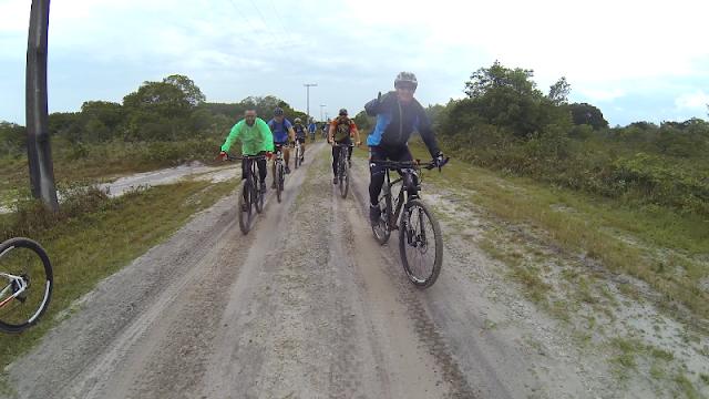 Ilha Comprida oferece novas ciclovias na orla, trilhas para bike e o circuito lagamar SP de Cicloturismo