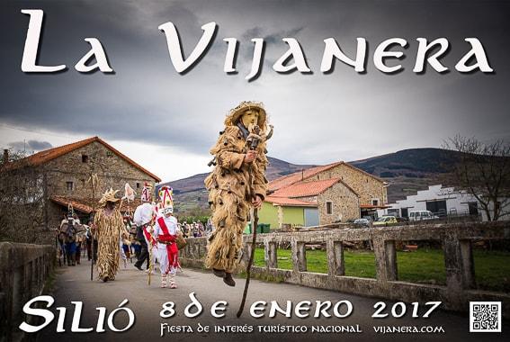 Carnaval de la Vijanera en Silio 2017