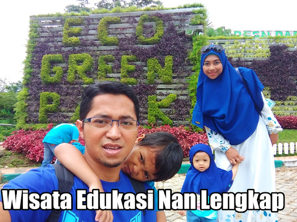 Eco Green Park Batu: Wisata Edukasi Nan Lengkap