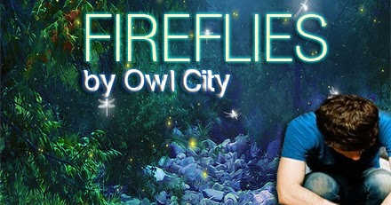 Fireflies - Owl City | Music Letter Notation with Lyrics for