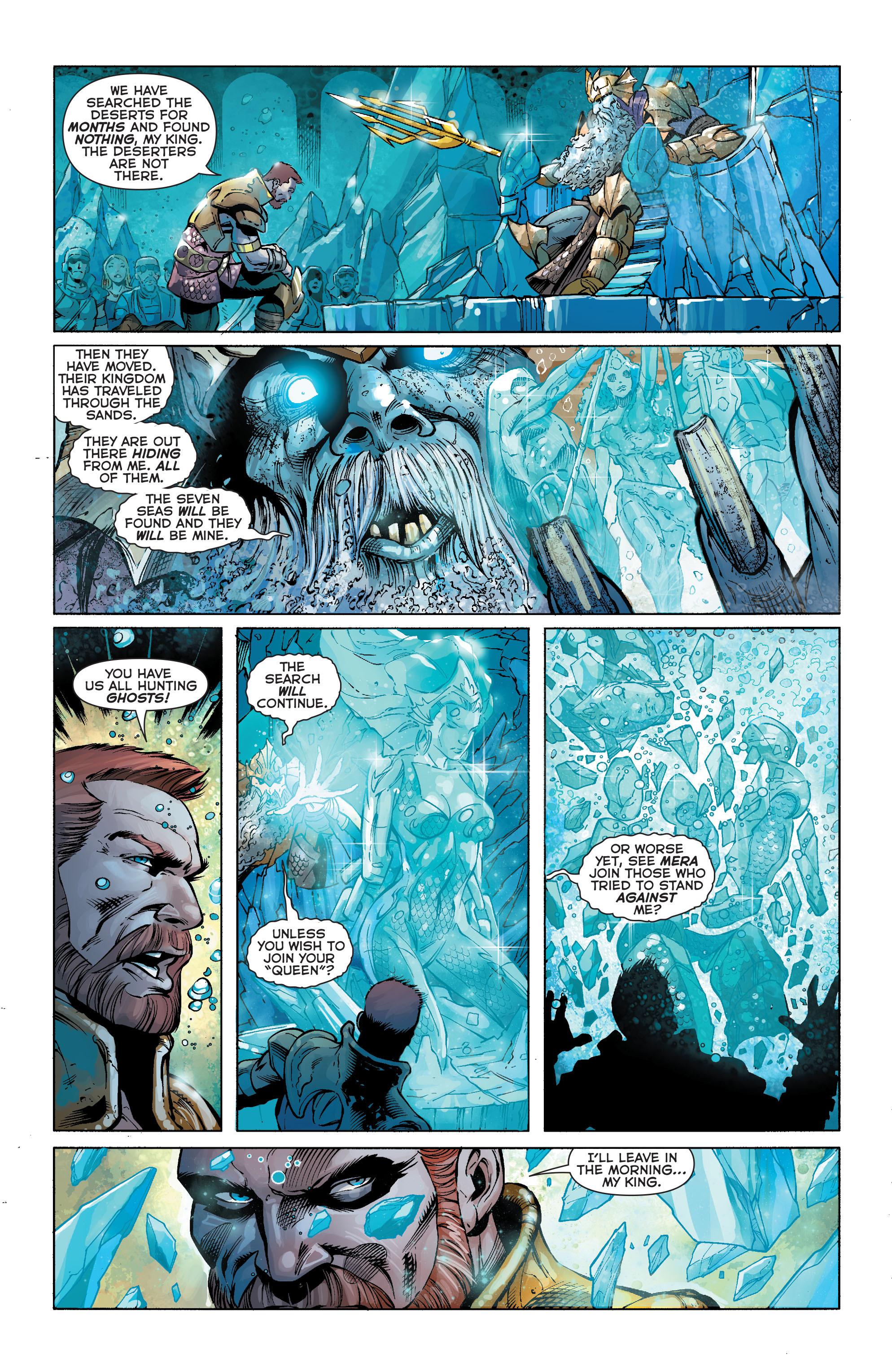 Read online Aquaman (2011) comic -  Issue #25 - 7