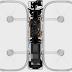 Autonome drone voor 4k-actievideo's