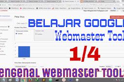 Belajar Google Webmaster Tools - Kelas Pemula