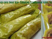 Resep cara buat Kue Timphan Tradisional khas Aceh