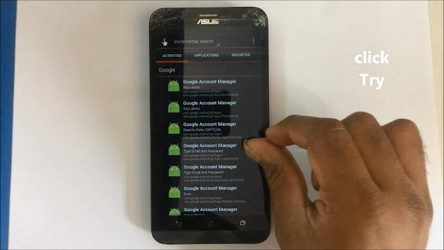 Tutorial Bypass FRP Lock Asus Zenfone GO X014D dengan Mudah - 6