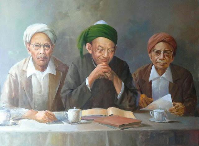 Tiga Serangkai yang Menyejukkan