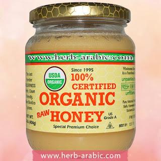 العسل بدل السكر