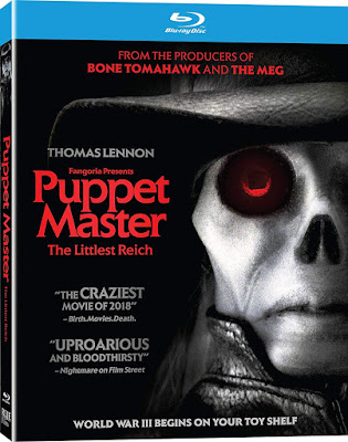 Puppet Master The Littlest Reich Blu Ray