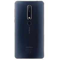 Nokia 6.1 (rear)