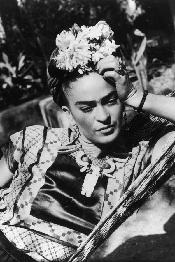 Frida Kahlo Photograph by Getty images