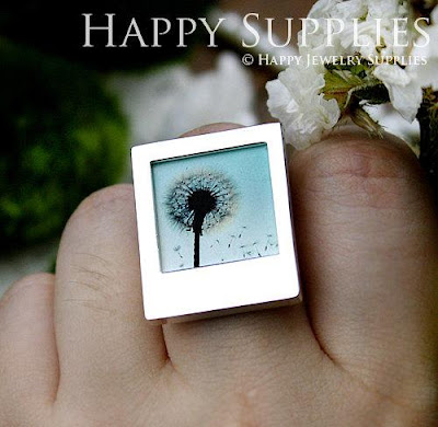 Polaroid Ring