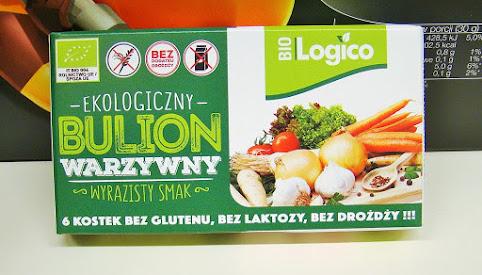 Bulion warzywny, Bio Logico