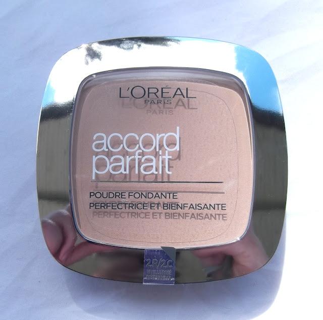 L'ORÉAL PARIS - Poudre Accord Parfait.(Rose Vanilla)