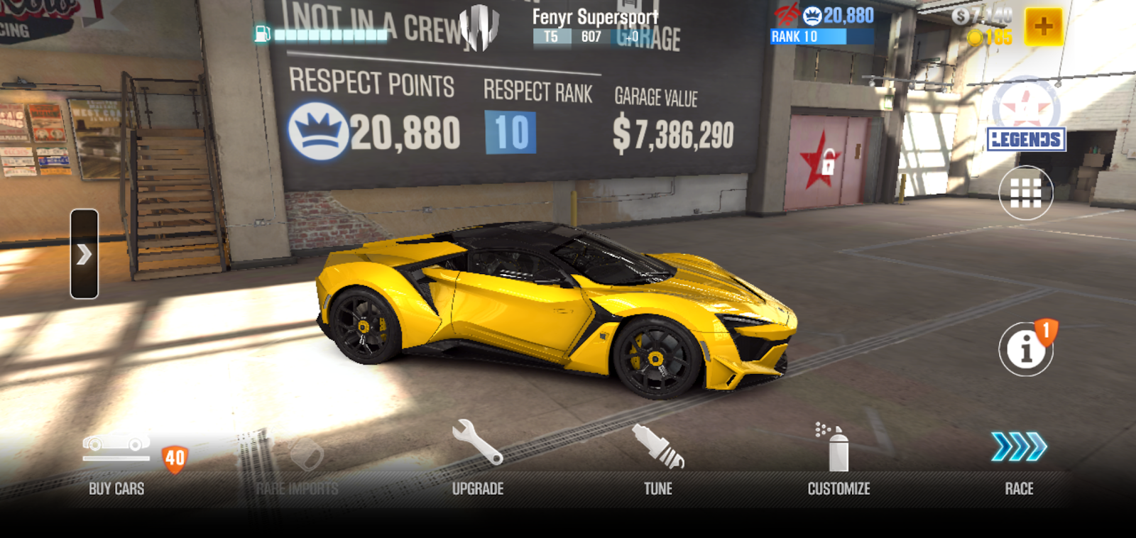 CSR Racing 2 v2 2 0 Apk Mega Mod - CAMBO HD