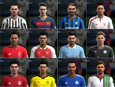 PES 2013 Update Option File SUN-Patch 5.0 - UEFA Euro 2016 - by Official