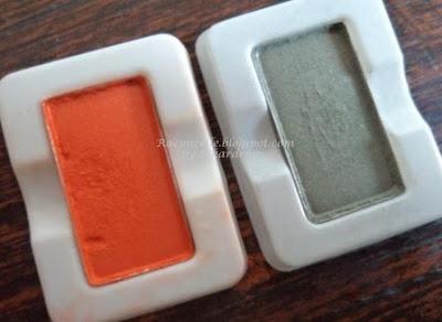 Pilihan Warna Eyeshadow