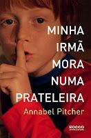 Resenha - Minha Irmã Mora Numa Prateleira, editora Rocco