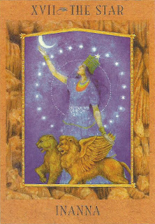 The Goddess Tarot - Inanna