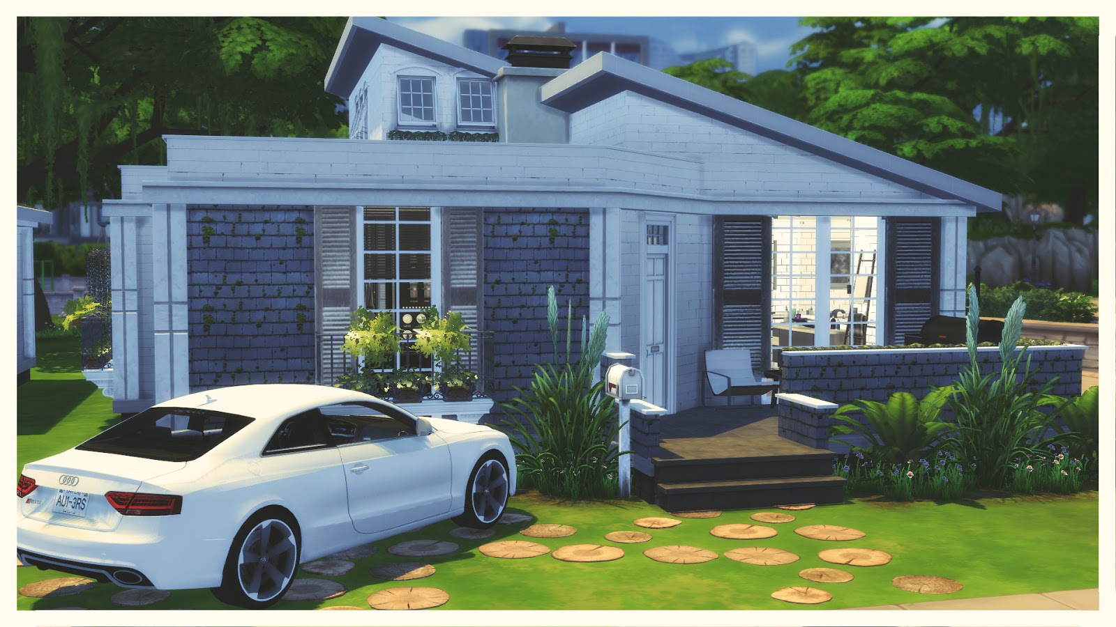 Sims 4 my male house version house mods for download for House 4