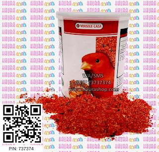 Gold Patee Red (GPR) adalah pakan import dan Versele-laga sebagai extra food untuk kenari yang bisa memunculkan warna merah pada bulu burung kenari Red Intensive (RI), Kenari Merah Lokal (Merlok) , Kenari yang berwarna kuning , oren, bon atau sunkist
