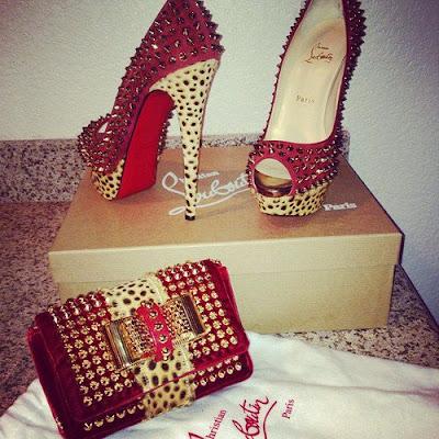 Zapatos de moda para fiesta de noche