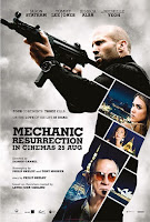 Mechanic: Resurrection (2016) online y gratis