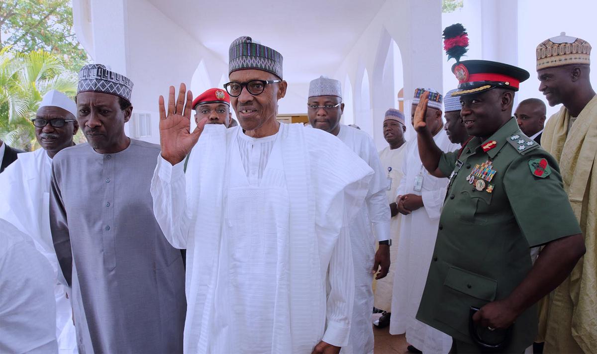 Workers Day: Where is Buhari? Femi Fani-Kayode asks