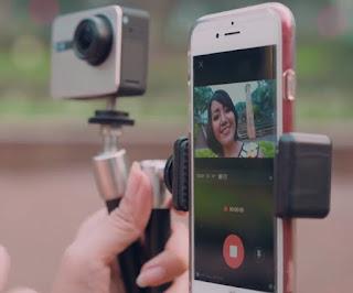 Vlog actioncam